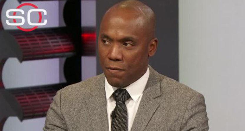 """ESPN's Louis Riddick called NFLN's reporting """"deadass wrong."""""""