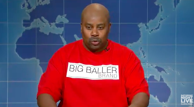 LaVar Ball gets lampooned in hilarious Saturday Night Live skit