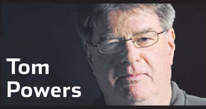 "After a rant about ""liberal pussies,"" Tom Powers gave up his St. Paul Pioneer Press column."