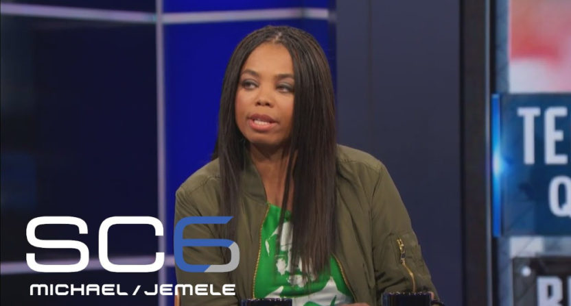 Tweet calling Trump white supremacist expressed 'personal beliefs — ESPN's Jemele Hill