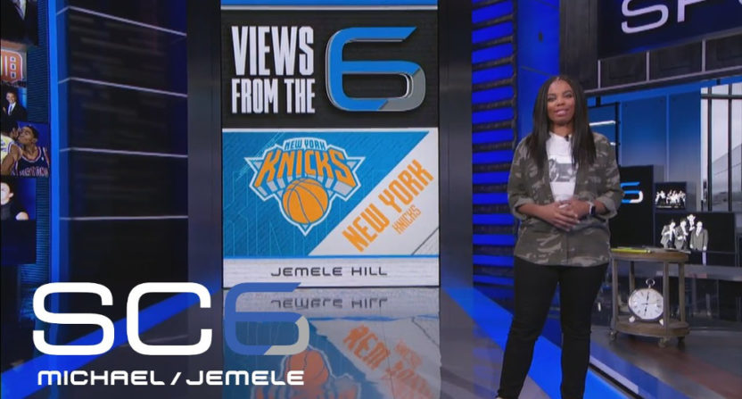 Jemele Hill on SC6