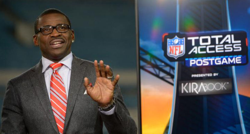 Michael Irvin on NFL Network.