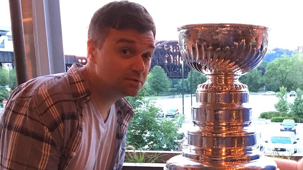 Puck Daddy's Greg Wyshynski announces he's leaving Yahoo Sports