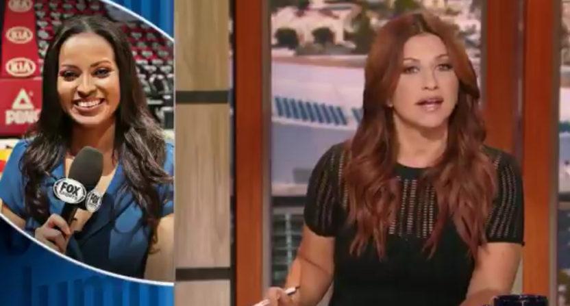 Rachel Nichols weighed in on Stephanie Ready's demotion.