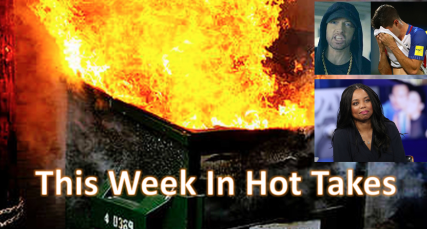 This Week In Hot Takes