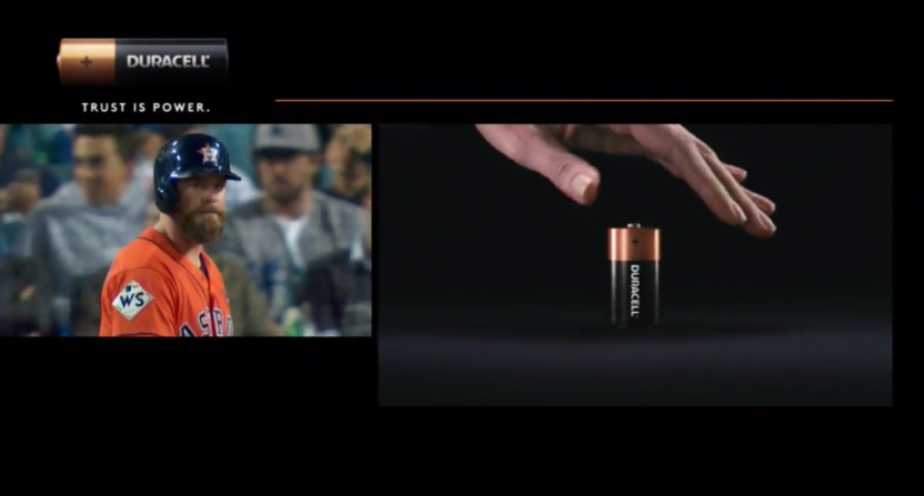 This Duracell ad provoked entertaining John Smoltz comments.