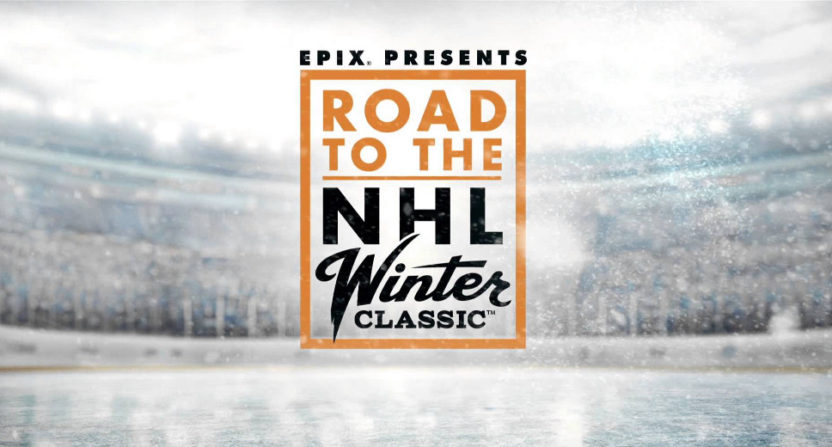 The Road To The Winter Classic will air on NBCSN this year.