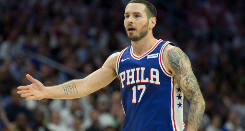 Who is jj redick dating 8