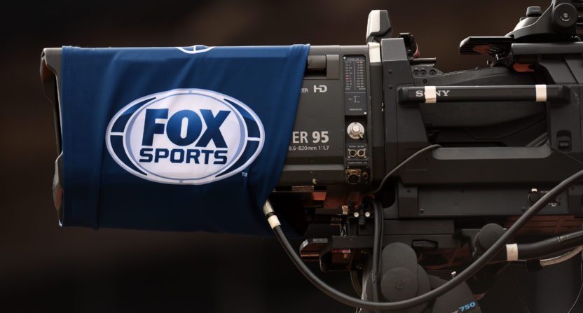 Report: Disney Will Acquire Fox Sports Regional Networks in Massive Sports Media Shakeup