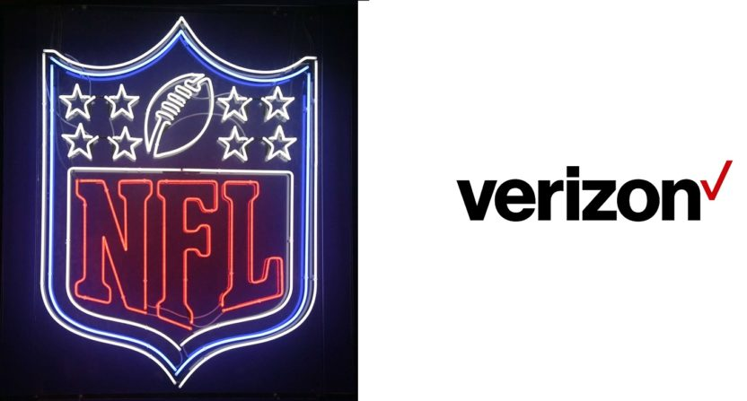 Verizon to Stream NFL Games (Including Super Bowl)