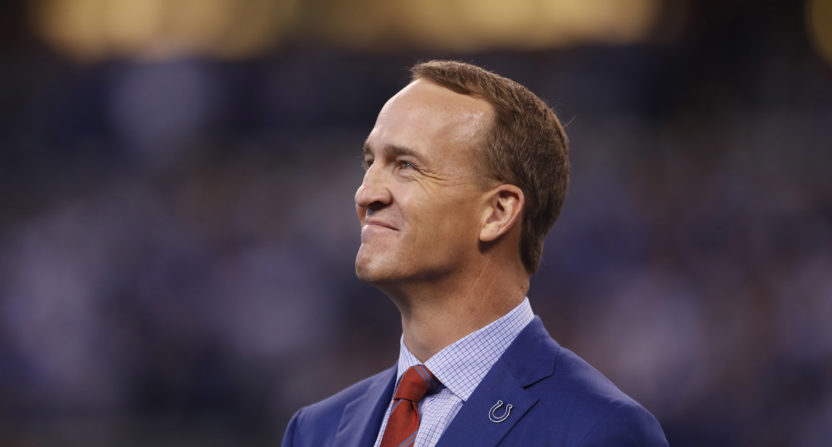 peyton manning-monday night football