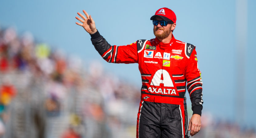 Dale Earnhardt Jr. to help NBC Sports at Super Bowl, Olympics
