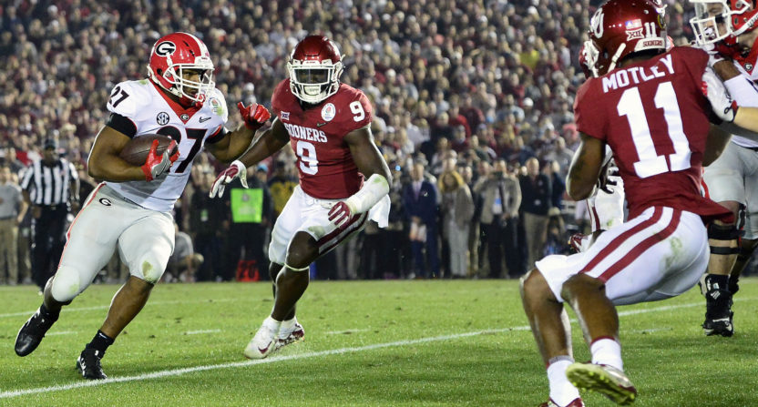 Everything to Know about the College Football Playoff National Championship 2018