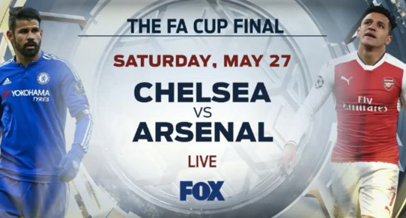 The FA Cup may no longer be on Fox after this year.