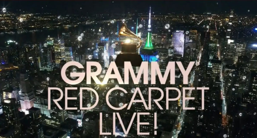 The Grammys red carpet show on CBS only ran for 22 minutes instead of an hour thanks to golf.