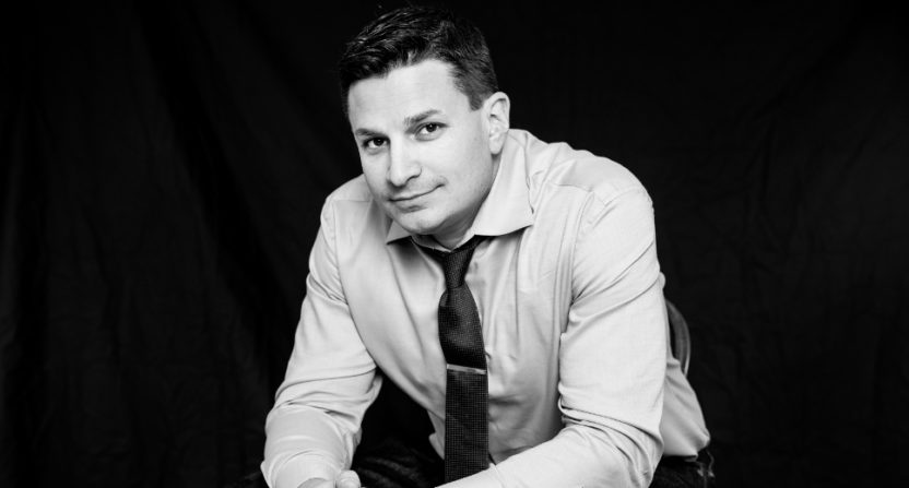 Josh Oshinsky, SI's new executive producer (sports video).