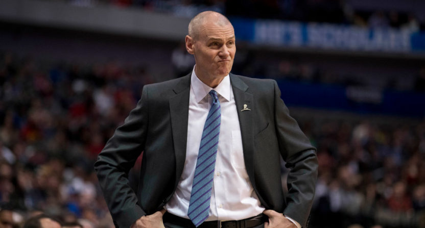 Rick Carlisle coaches against the Bulls Jan. 5.