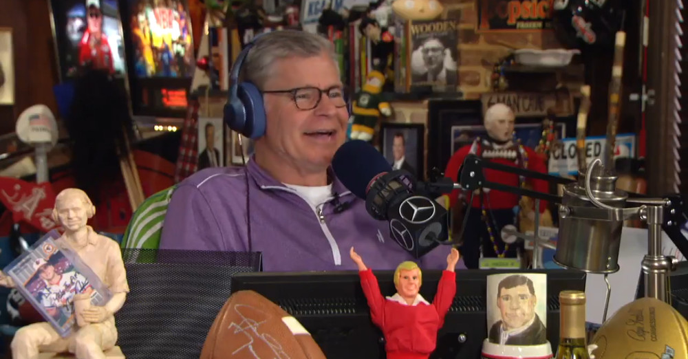 Dan Patrick says he won't guest on PTI, but might do ...