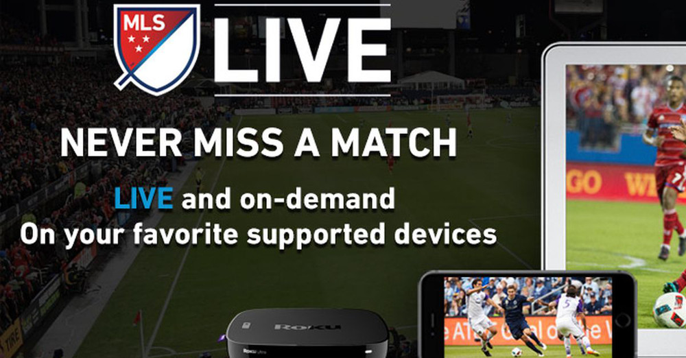 Watch MLS Live Streaming Online