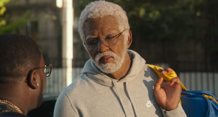 Kyrie Irvings Full Length Uncle Drew Movie Has A Trailer Features Shaq Reggie Miller And More