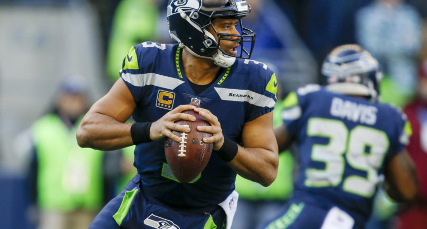 Seahawks QB Wilson will host ESPN specials