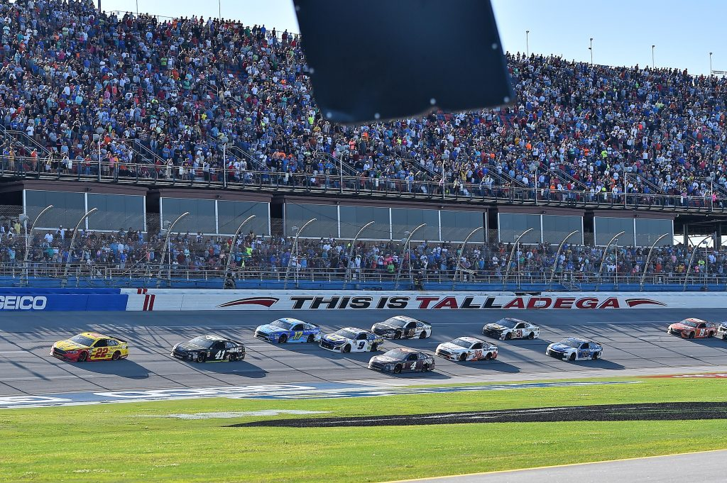 Fox's NASCAR viewership dropped 19 percent from 2017