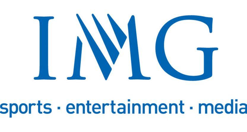IMG's logo.