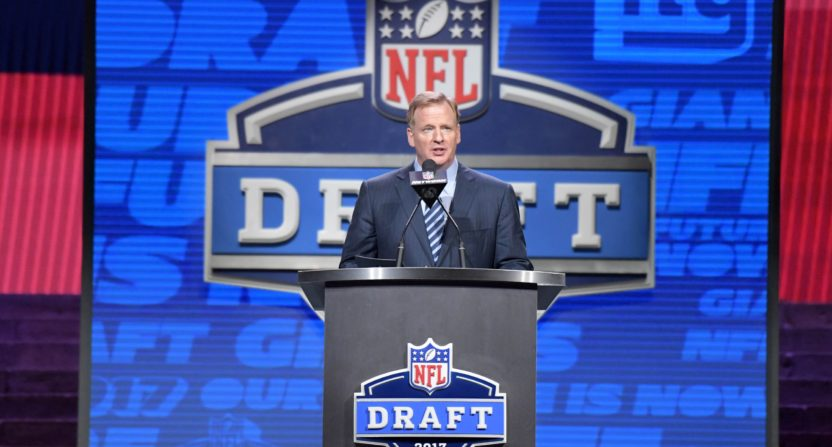 Five Teams That Could Trade Up In Nfl Draft Shake-Up