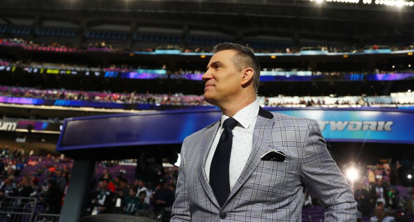 Kurt Warner Almost Un-Retired This Offseason