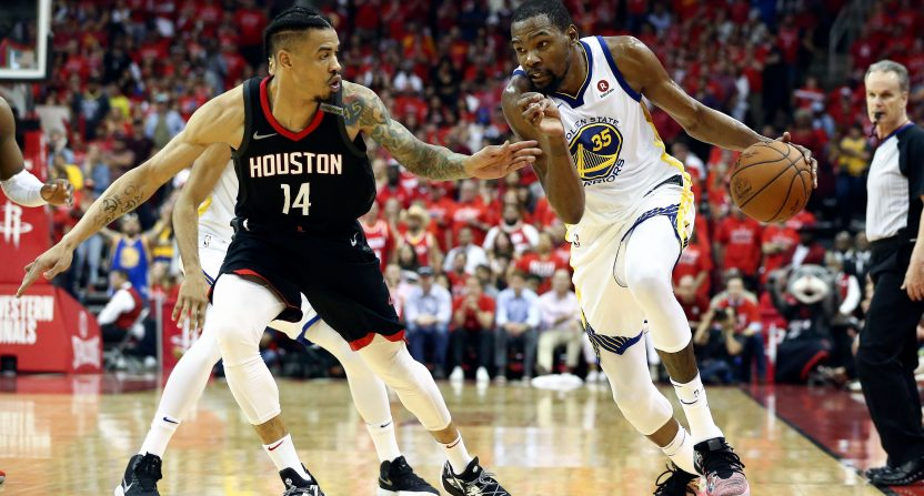 kevin durant-houston rockets-golden state warriors-nba ratings-nba playoff ratings