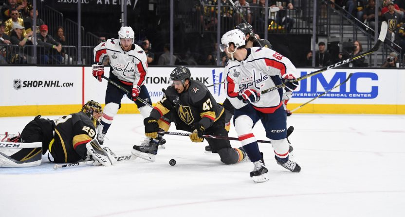 stanley cup final-vegas golden knights-washington capitals