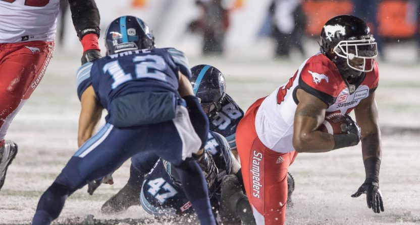 The CFL's 2017 Grey Cup.