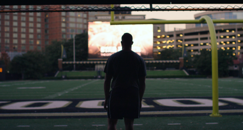 Alone in the Game will premiere on AT&T's Audience Network June 28 at 8 ET/PT.