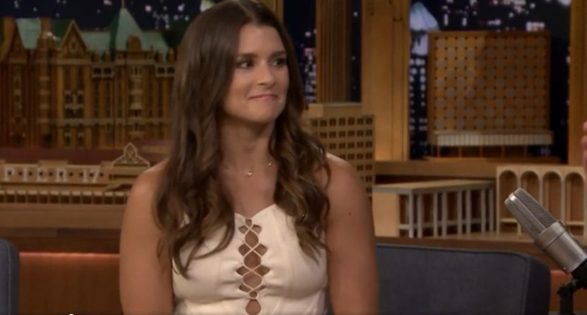Danica Patrick announced that she'll host this year's ESPYs on The Tonight Show with Jimmy Fallon Tuesday.