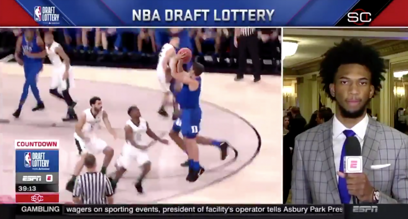 NBA draft lottery: Reaction around the league, and what's next