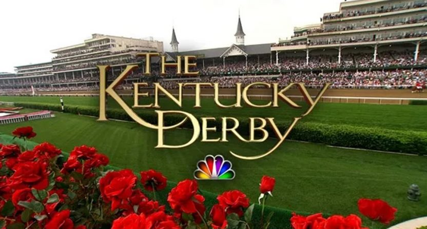 The Kentucky Derby on NBC.