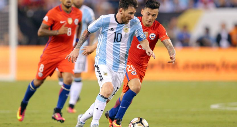 99.6% of Iceland's TV viewers watched Argentina draw