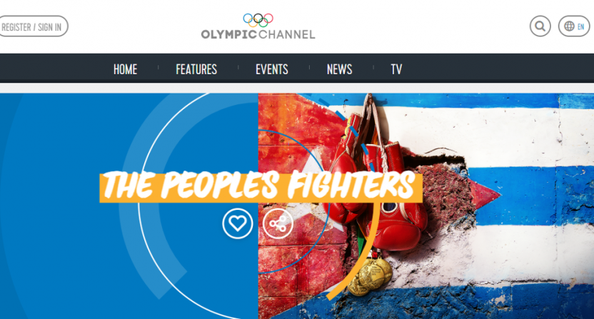 The People's Fighters documentary is now available on Olympic Channel's website.