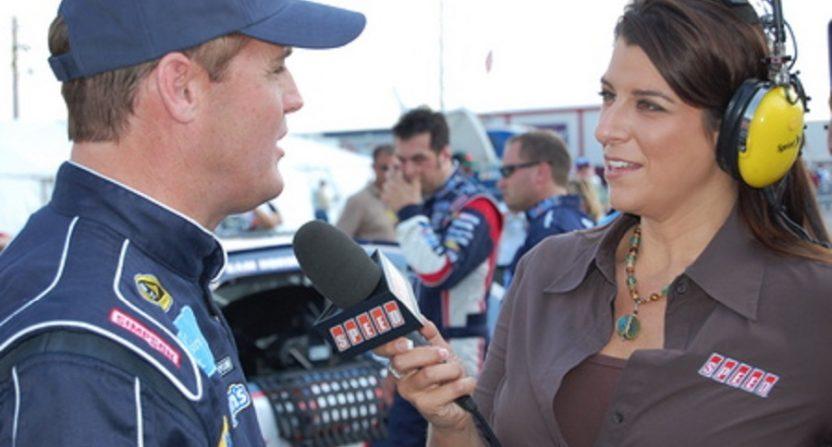 NASCAR Reporter Venturini Struck By Car While Jogging In Sonoma