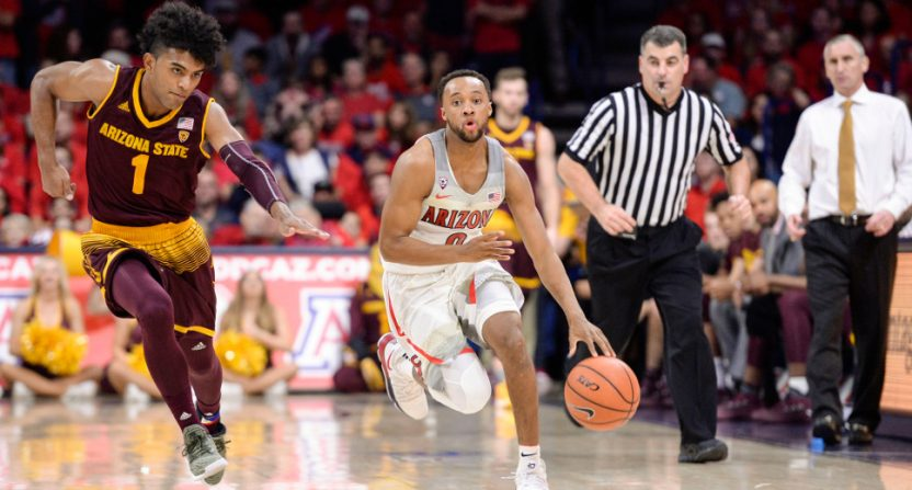 A Pac-12 Networks Arizona-Arizona State game on Dec. 30, 2017 allegedly drove an Illinois man to extreme lengths to watch it.