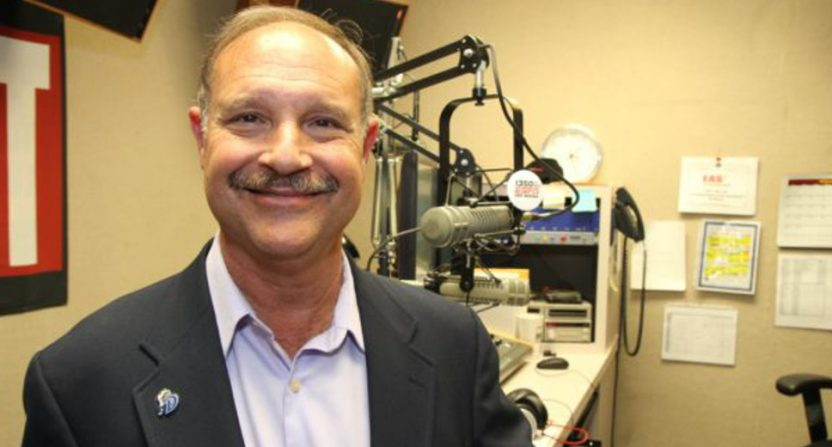 Famed Des Moines broadcaster Larry Cotlar passed away this weekend.