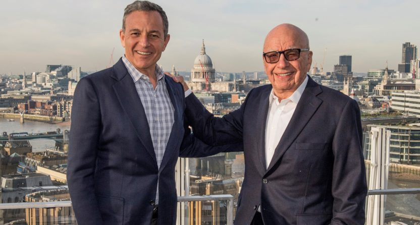 Disney & Fox Shareholders Approve $71.3 Billion Merger