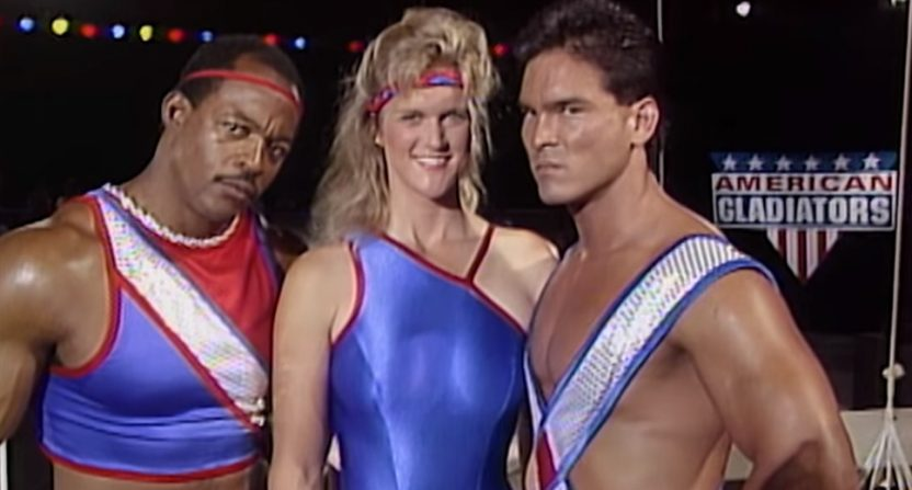 The original American Gladiators.