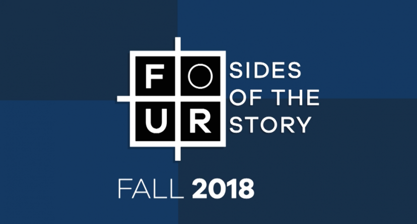 CBS Sports' Four Sides Of The Story series.