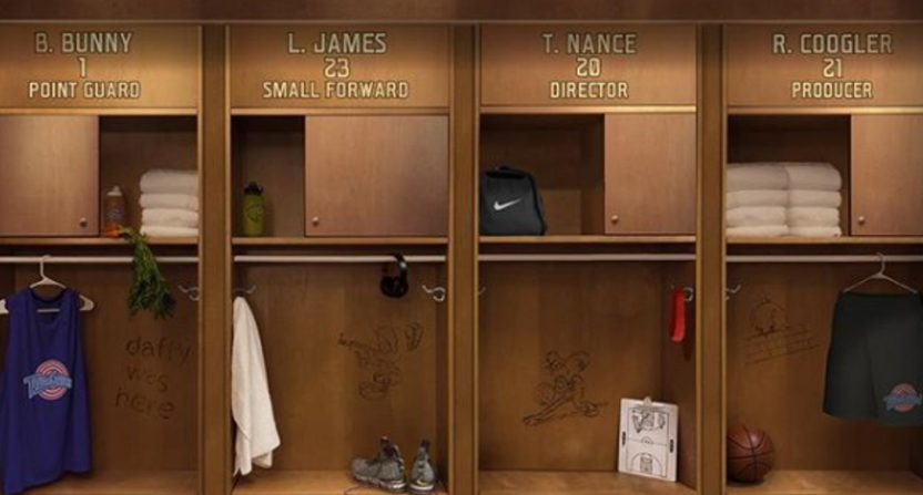 Ryan Coogler and LeBron James Team-Up for Space Jam Sequel