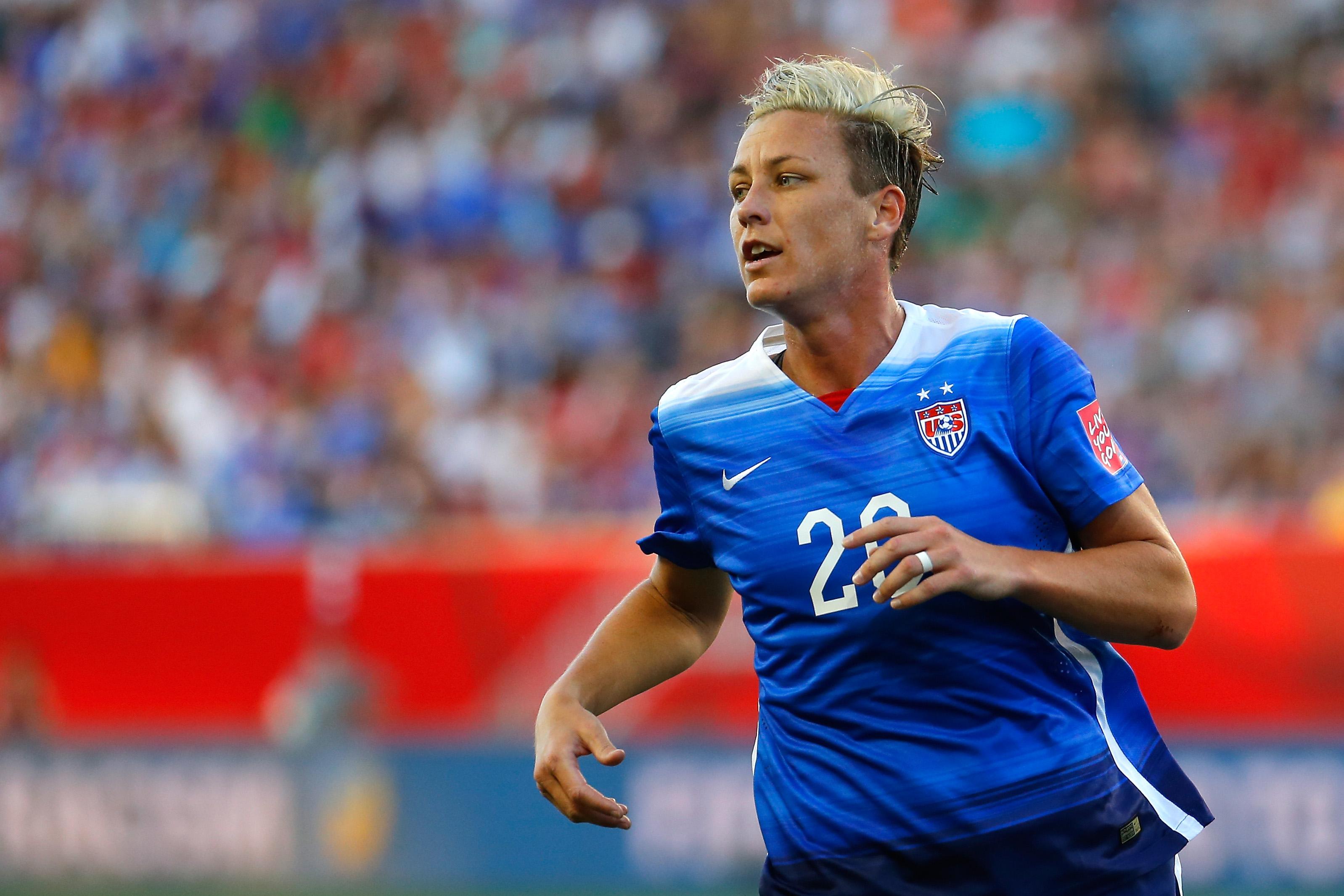 3a1fc6cd74f Abby Wambach Blames Turf For Lack Of U.S. Goals