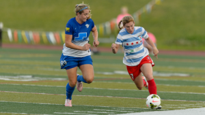 Chicago Red Stars captain and USWNT player Lori Chalupny returned to the field this past Saturday.