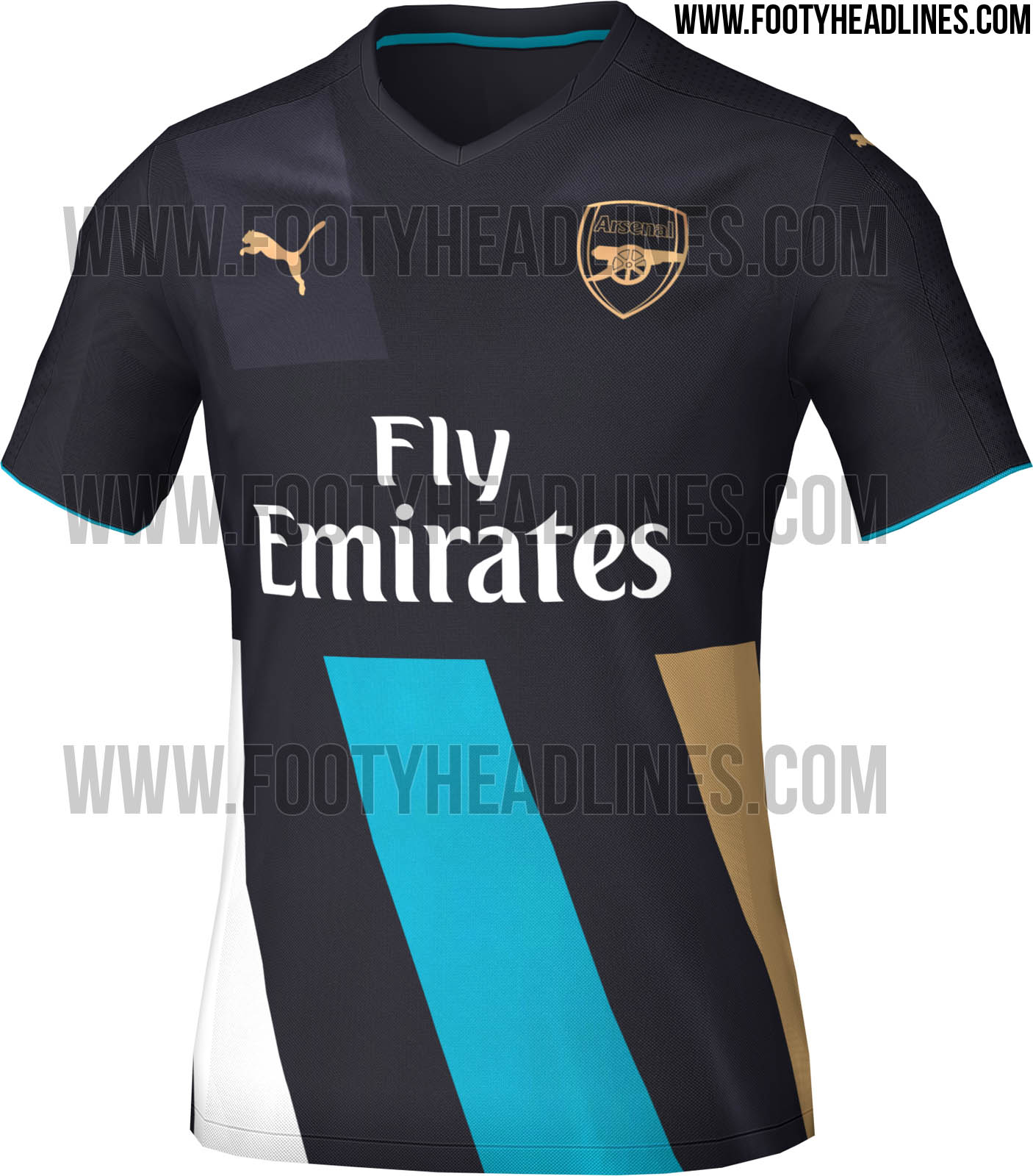 f6cc60dff92 Ten worst kits of the 2015-16 EPL season