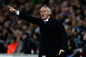 SWANSEA, WALES - DECEMBER 05:  Leicester manager Claudio Ranieri gives instructions during the Barclays Premier League match between Swansea City and Leicester City at Liberty Stadium on December 5, 2015 in Swansea, Wales.  (Photo by Ben Hoskins/Getty Images)