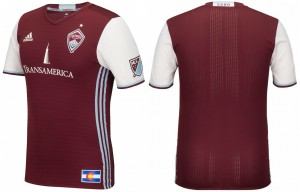 Colorado Rapids Primary/Source: mlssoccer.com